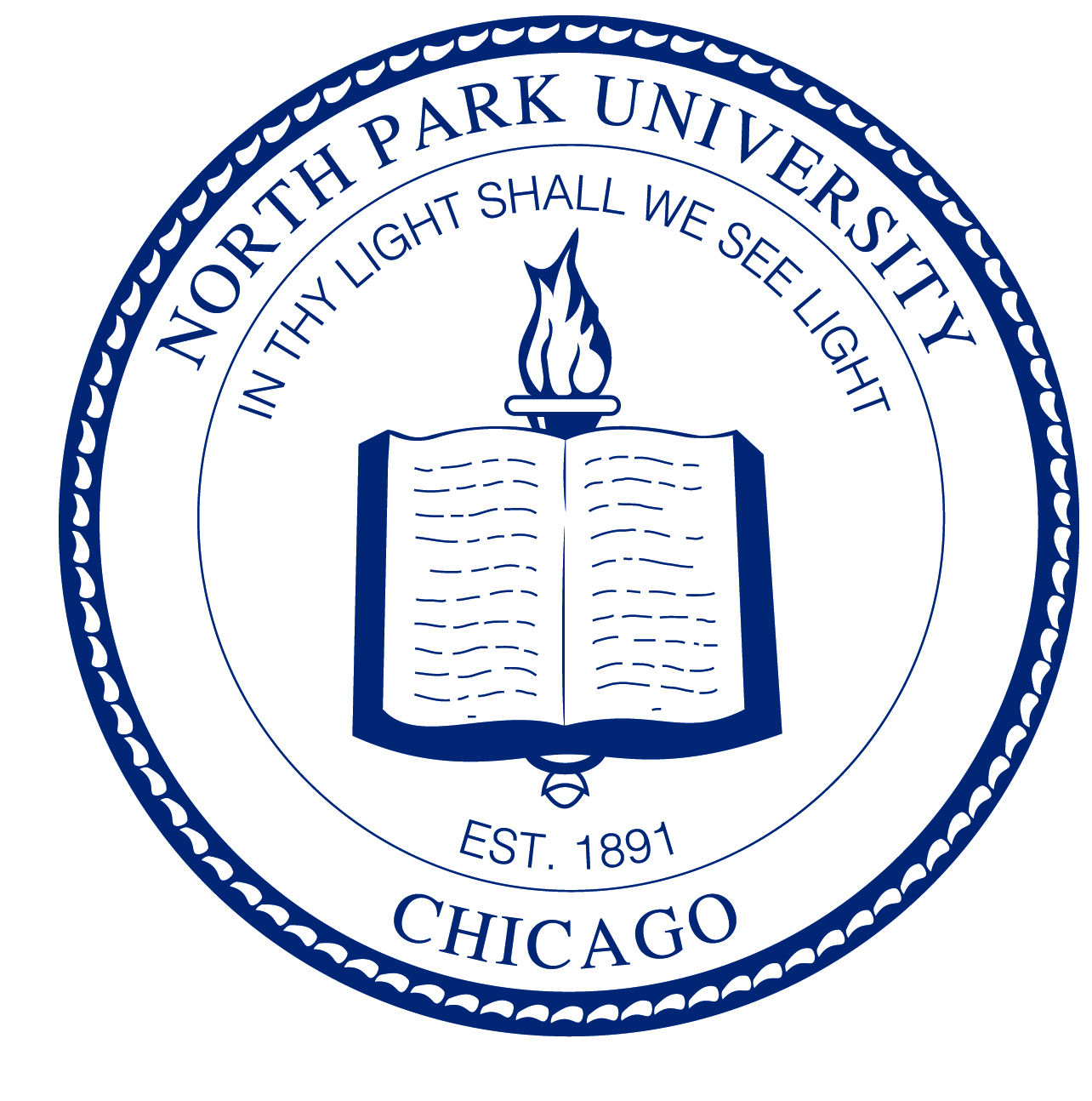 North Park University Logo